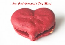 Low Carb Valentine's Day Menu Ideas