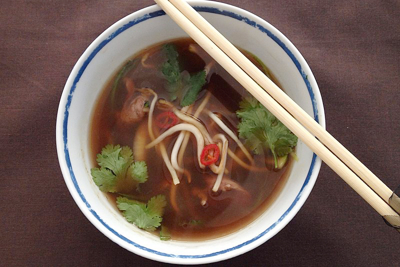 Easy Low Carb Beef Pho - Insulin Resistance Diet Recipes