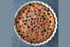 Red Berry Clafoutis
